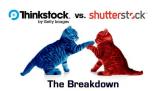 Thinkstock vs. Shutterstock – O Confronto