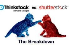 Thinkstock vs. Shutterstock – O Confronto